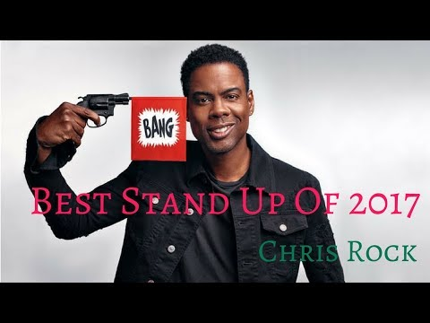 Chris Rock Best  Stand Up Comedy 2017  Full
