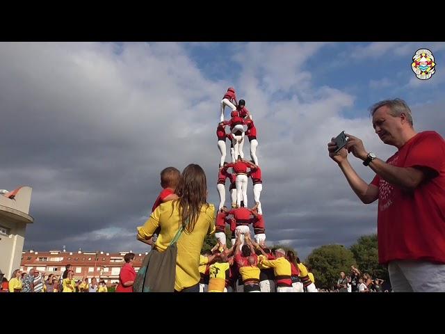 4d7 Castellers Alt Maresme @ Palafolls (08/09/2019)
