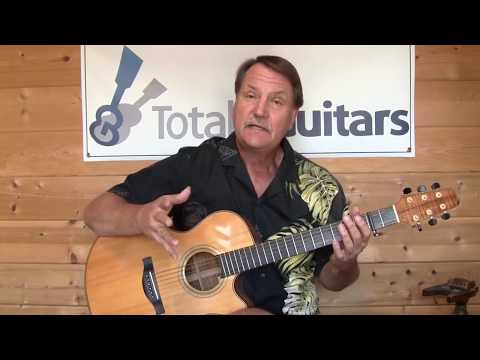 Affair On 8th Avenue By Gordon Lightfoot – Totally Guitars Lesson Preview