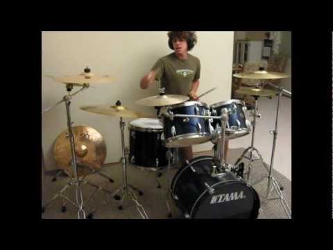 Ryan G - Metallica - 2x4 (Drum Cover)