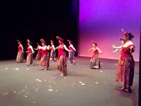 Yapong Dance in 13th Subud World Congress Cristchurch