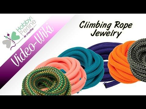 Climbing Rope Jewelry | WIKI - HobbyPerline.com