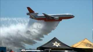 March Air Force Base Airshow 2012 highlights in HD