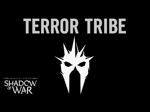 Official Shadow Of War Terror Tribe Trailer