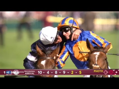 QATAR PRIX DE L'ARC DE TRIOMPHE Groupe I - 5 000 000 €  & POST RACE - FOUND