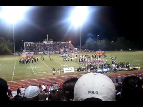 2011-2012 Picayune Memorial High School Band