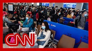 CNN crew scrambles to flee Wuhan before lockdown