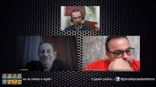 PAPO RETO - Entrevista o gestor público Adão Ribeiro e o presidente da OAB Valparaíso Dr. José Zito