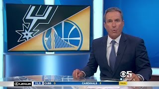 Gameday: Warriors Huge Comeback Leads To Game 1 Win
