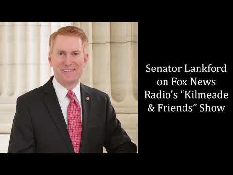 Senator Lankford Discusses Tax Reform, Trip to Ukraine on Fox News Radio