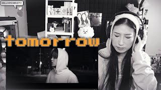 CHANYEOL 찬열 'Tomorrow' MV | Reaction