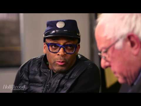 Bernie Sanders Interviewed by Spike Lee for THR New York Issue.Complete Issue, Full