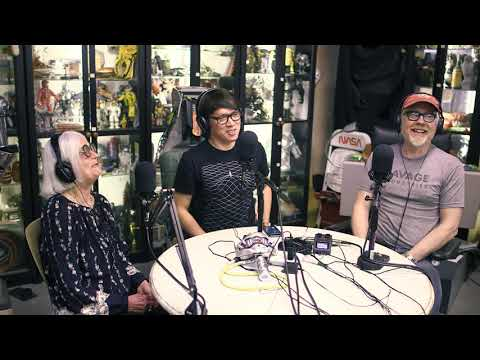 Mother and Savage -  Still Untitled: The Adam Savage Project - 5/15/18