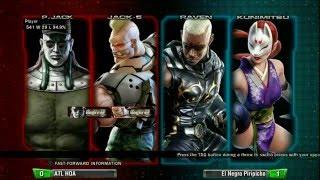 Tekken Tag Tournament 2: Final Round 19 - ATL HOA V El Negro Piripicho / Princess Ling V Cuddle_core
