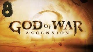 Прохождение God of War Ascension-часть 8:Проклятая темница