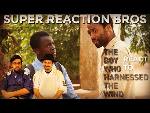 SRB Reacts to The Boy Who Harnessed The Wind Official Netflix Trailer