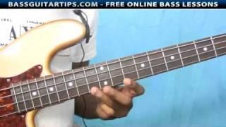 "Israel Houghton - ""All Around"" Bass Intro"