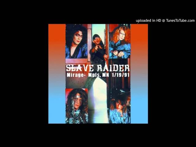 Slave Raider- Rush Medley (Limelight/Tom Sawyer/Spirit Of Radio)