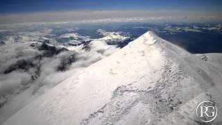 Vol dans le Massif du Mont-Blanc - Airbus Helicopters H125 / CMBH