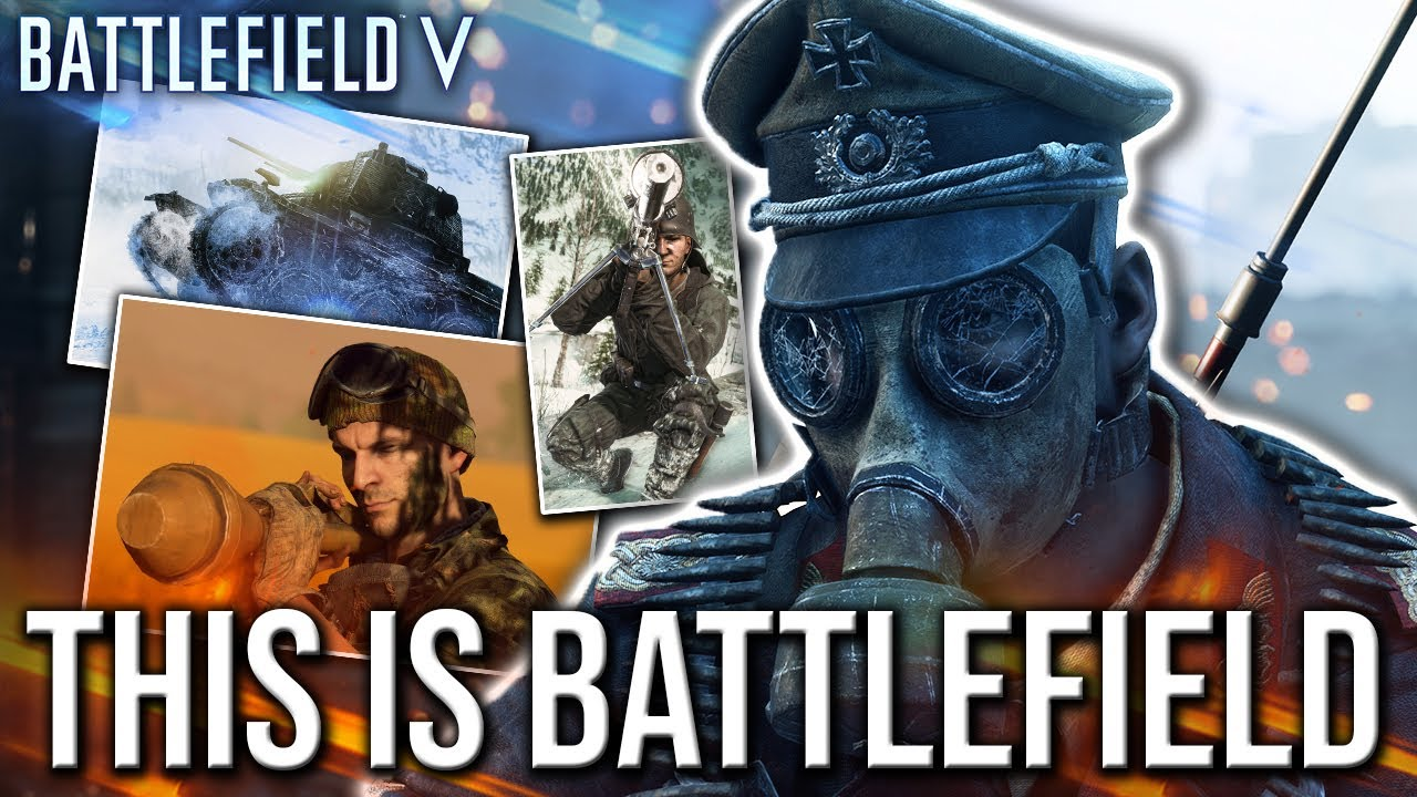 THIS IS BATTLEFIELD - BF5 Highlights | BATTLEFIELD V