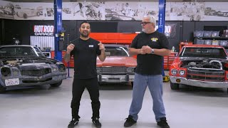 Building THREE Drag Racing Cars! HOT ROD Garage Season Premiere | MotorTrend