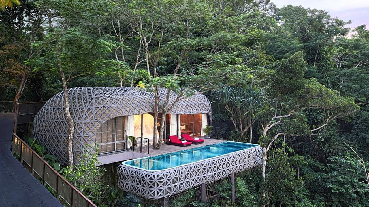 Best Treehouse Plans And Designs Youtube