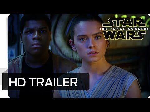 Star Wars: The Force Awakens - Offizieller Trailer HD (Englisch | English)