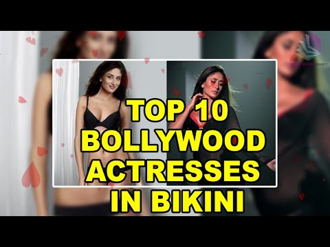 Top 10 Hottest Bollywood Actresses In Bikini 2016 || Bollywood News