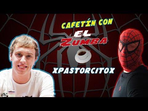 Ser jugador de cash online es el camino más difícil | xPastorcitox en el Cafetín con El Zumba Live!