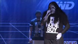 King Home Boy - New Zealand - 4th Beatbox Battle World Championship
