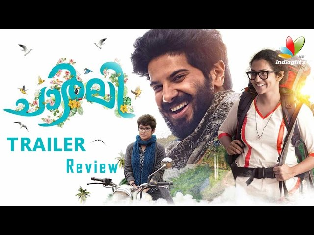 Charlie Malayalam Movie Official Trailer Review | Dulquer Salmaan, Parvathy, Martin Prakkat