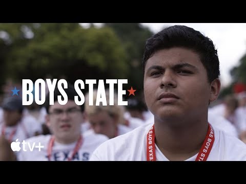 Boys State trailer