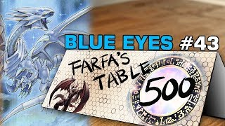 Table 500 #43 Blue Eyes Invoked Plants -