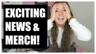EXCITING TV NEWS AND MERCH INFO | JENNIFER VEAL