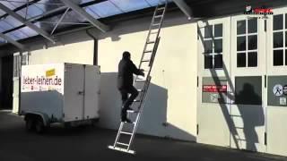 видео Промышленные лестницы