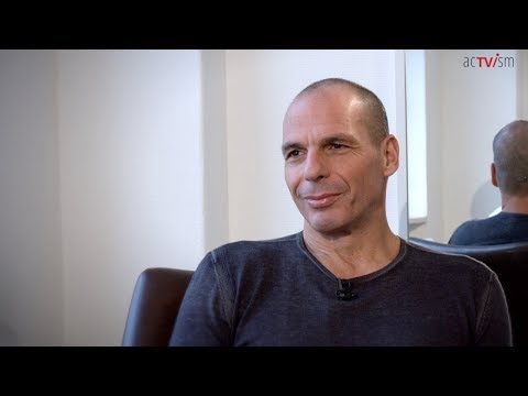 Yanis Varoufakis on Julian Assange and the Political Economy & future of Europe