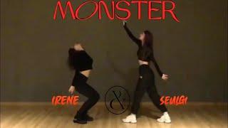 Lana & Xu Xiaohan - IRENE & SEULGI 'Monster' Dance Cover