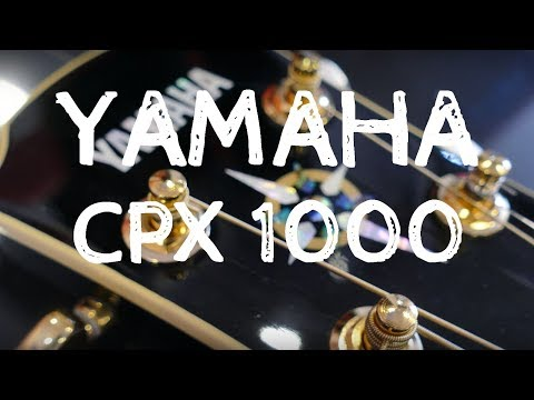 Yamaha CPX 1000 Compass