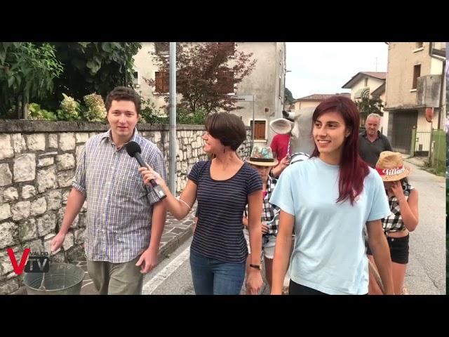 Presentazione della 116^ Fiera Franca del Rosario di Segusino (TV) - 25 ottobre 2020