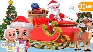 Jingle Bells - Spirit of Love - Jugnu Kids Christmas Songs & Nursery Rhymes for Kids