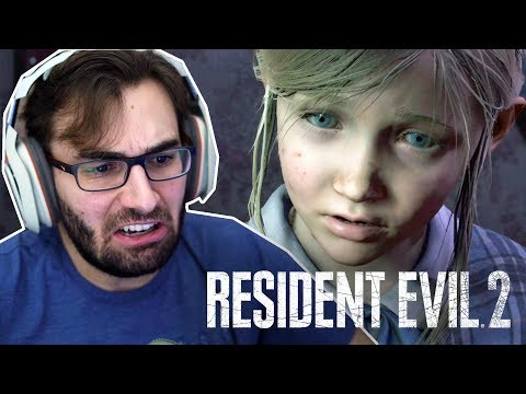 RESIDENT EVIL 2 Remake | Claire 2a Jornada #5 - Aterrorizante Orfanato (Gameplay Português PT-BR)