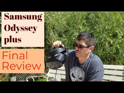 Samsung Odyssey Plus Review