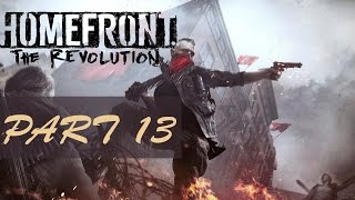 Homefront: The Revolution | Mission - Inside Job | PC Gameplay Part 13