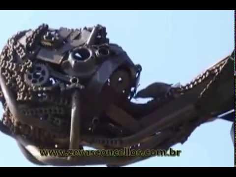 O Ego Ze Vasconcellos Metal SculpturesZe Vasconcellos Metal Sculptures - Metal Sculptures - Campinas - São Paulo - Brasil