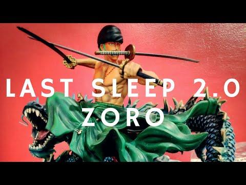 Last Sleep No. 2 Roronoa Zoro 476/638 ONE PIECE