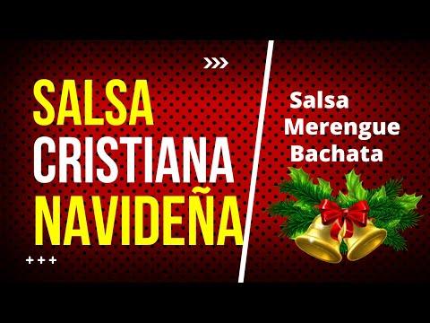 Salsa Cristiana,Merengue Cristiano y Bachata Cristiana Navidena' Neftaly El Locutor.
