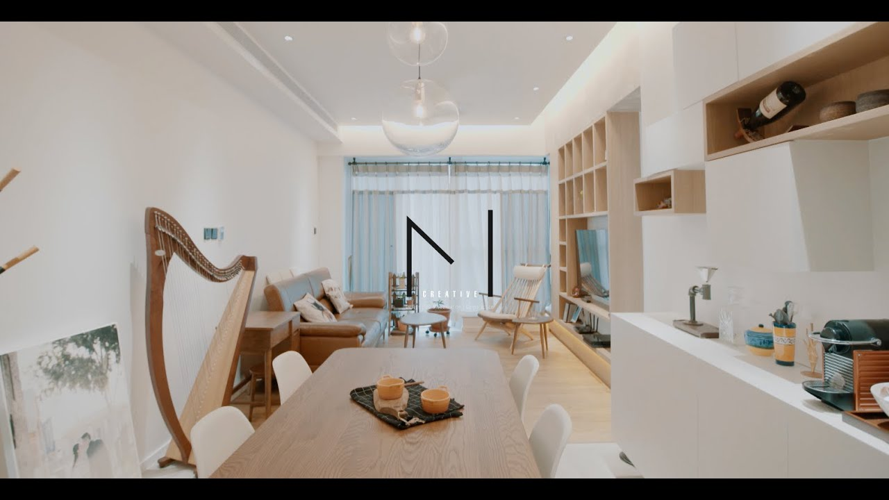 "Interior Design Video ""N' Creative"" 4K YouTube"