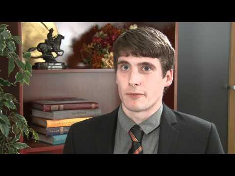 Mark Nelson - 2012 OSU Outstanding Senior