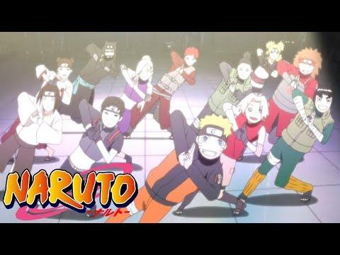 Naruto Shippuden - Opening 10   Newsong