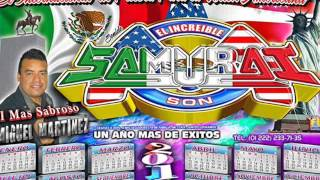 "SONIDO SAMURAI 2015 ESTRENO ""LA CUMBIA YEP YEP"" ALBERTO ROSETE GRUPO LUNA AZUL"